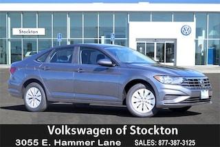 New Volkswagen Jetta Sedans 2019 Volkswagen Jetta 1.4T S Sedan for sale in Stockton, CA