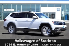 New 2019 Volkswagen Atlas 2.0T S SUV For Sale in Stockton