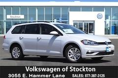 New 2019 Volkswagen Golf SportWagen 1.4T S Wagon For Sale in Stockton