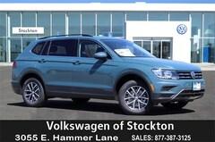 New 2019 Volkswagen Tiguan 2.0T SE 4MOTION SUV For Sale in Stockton