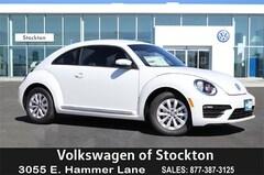 New 2019 Volkswagen Beetle 2.0T S Hatchback For Sale in Stockton