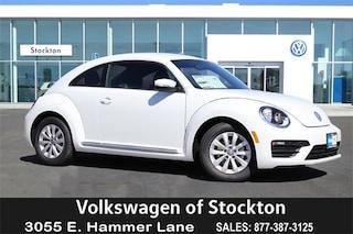 New Volkswagen  2019 Volkswagen Beetle 2.0T S Hatchback for sale in Stockton, CA