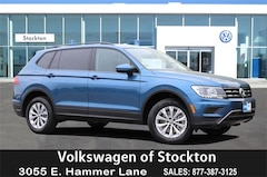 New 2019 Volkswagen Tiguan 2.0T S 4MOTION SUV For Sale in Stockton