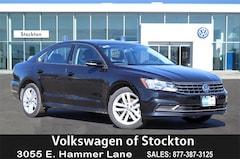 New 2019 Volkswagen Passat 2.0T Wolfsburg Edition Sedan For Sale in Stockton