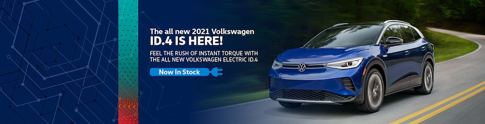 The All New 2021 Volkswagen ID.4 Is Here!