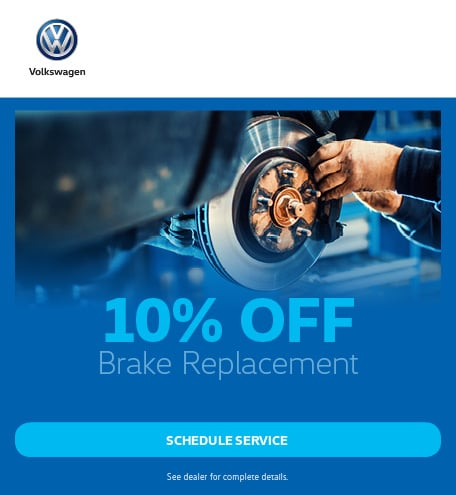 July Brake Replacement Special