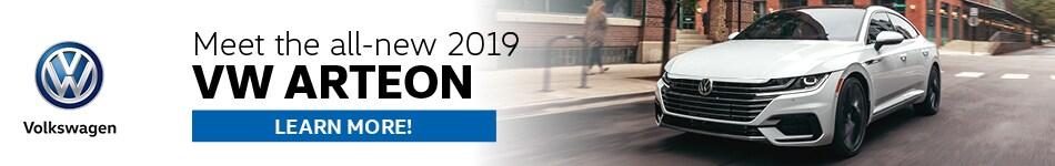 Meet the All-New 2019 Arteon