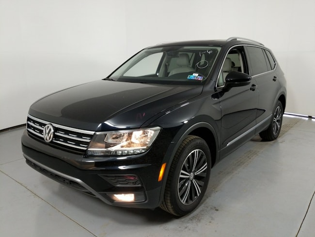 New vehicle 2019 Volkswagen Tiguan 2.0T SEL 4MOTION SUV for sale near you in State College, PA