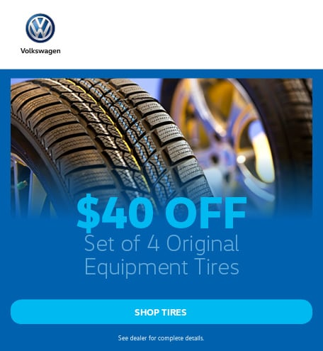 July Tire Special