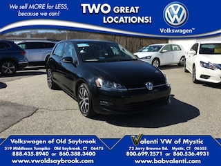 2016 Volkswagen Golf TSI SE 4-Door Hatchback