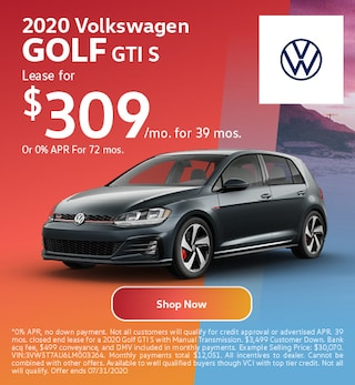 2020 Golf July Offers