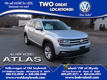 Featured new  2018 Volkswagen Atlas 3.6L V6 SE w/Technology 4MOTION SUV for sale in Old Saybrook, CT