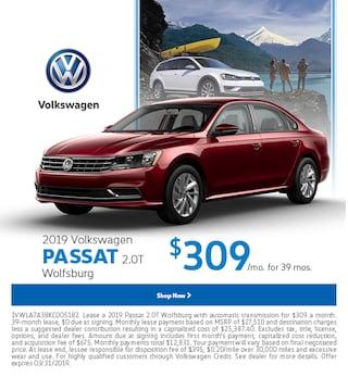 2019 VW Passat MAR