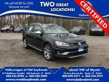 2017 Volkswagen Golf Alltrack TSI SEL Wagon