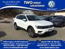 Featured new  2019 Volkswagen Tiguan 2.0T SEL Premium 4MOTION SUV for sale in Old Saybrook, CT