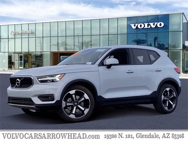 Featured New 2021 Volvo XC40 T4 Momentum SUV for sale in Phoenix