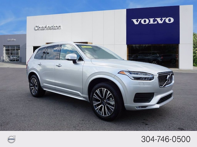Featured New 2021 Volvo XC90 T5 Momentum 7 Passenger SUV for sale in Charleston, WV