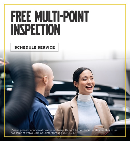 August | Free Multipoint Inspection