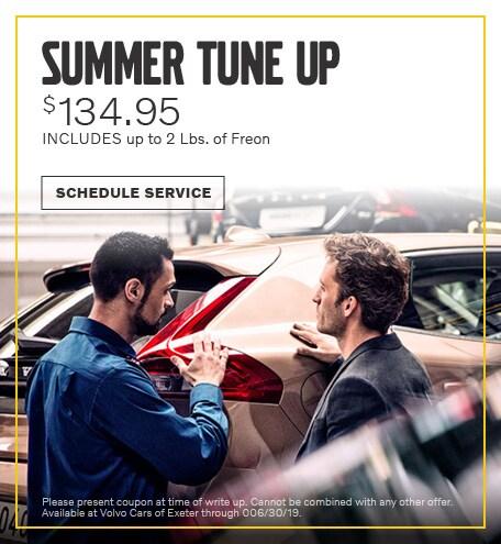 June | Summer Tune Up