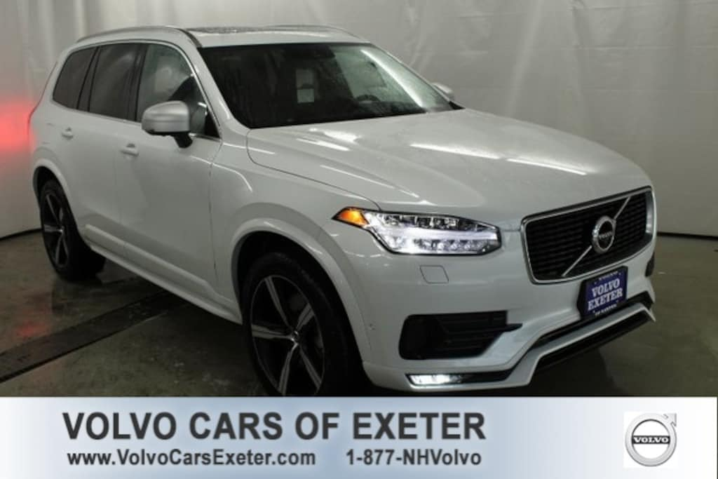 Volvo Dealers Nh >> New 2019 Volvo Xc90 For Sale Exeter Nh Yv4a22pm4k1447802