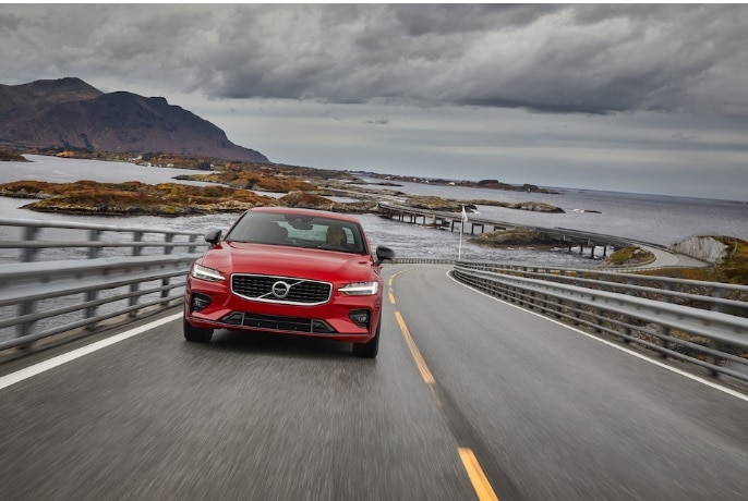 Volvo V90 Cross Country performance