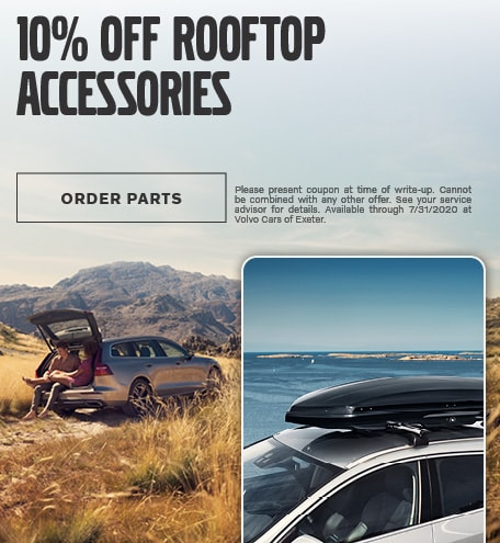 10% Off Rooftop Accessories