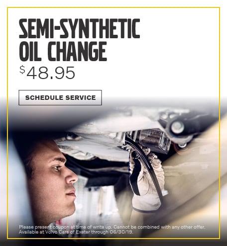 June | Oil Change Special