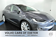 Used 2016 Tesla Model X X90D AWD SUV For Sale in Exeter