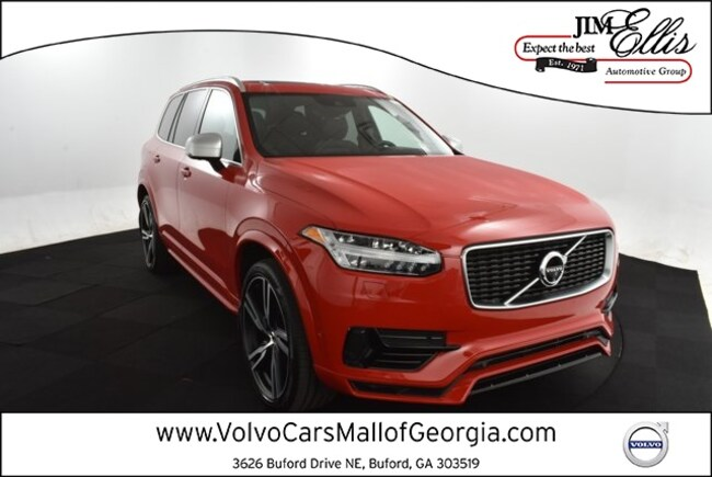 for sale in buford at volvo cars mall of georgia 2019 Volvo XC90 Hybrid T8 R-Design SUV new