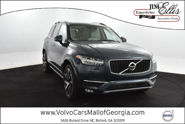 for sale in buford at volvo cars mall of georgia 2019 Volvo XC90 T6 Momentum SUV new