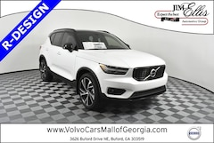 for sale in buford at volvo cars mall of georgia 2019 Volvo XC40 T4 R-Design SUV L419060 new