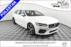 for sale in buford at volvo cars mall of georgia 2019 Volvo V90 T5 R-Design Wagon LW19001 new