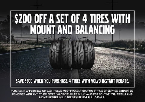 $200 off Tires