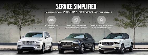 Schedule Your Service Volvo Cars Manhattan