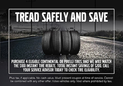 Tread Safely & Save