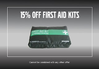15% Off First Aid Kits