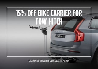 15% off all Bike Carrier