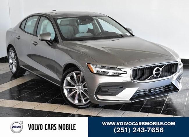 New 2019 Volvo S60 T6 Momentum Sedan For Sale/Lease Mobile, AL