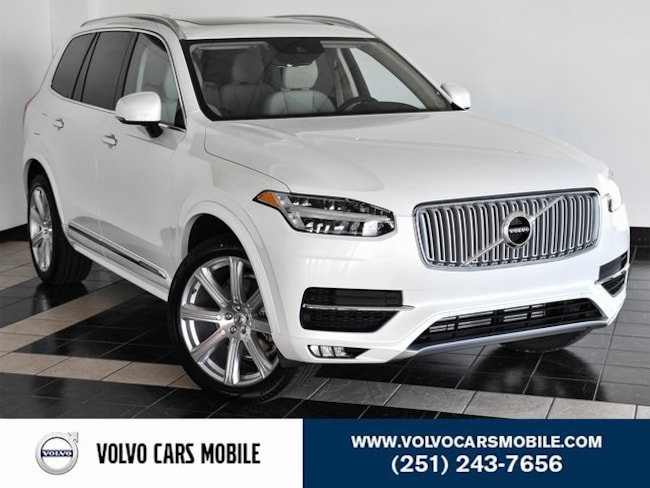 New 2019 Volvo XC90 T6 Inscription SUV For Sale/Lease Mobile, AL