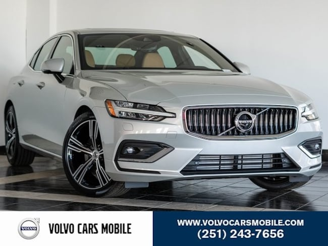 New 2019 Volvo S60 T5 Inscription Sedan For Sale/Lease Mobile, AL