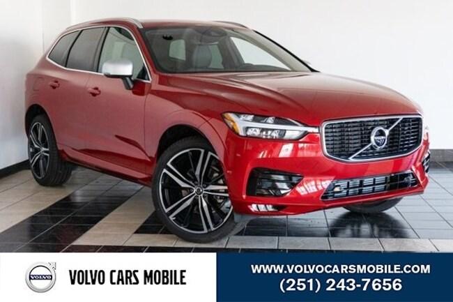New 2019 Volvo XC60 T5 R-Design SUV For Sale/Lease Mobile, AL