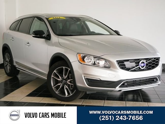 New 2017 Volvo V60 Cross Country T5 AWD Wagon For Sale/Lease Mobile, AL