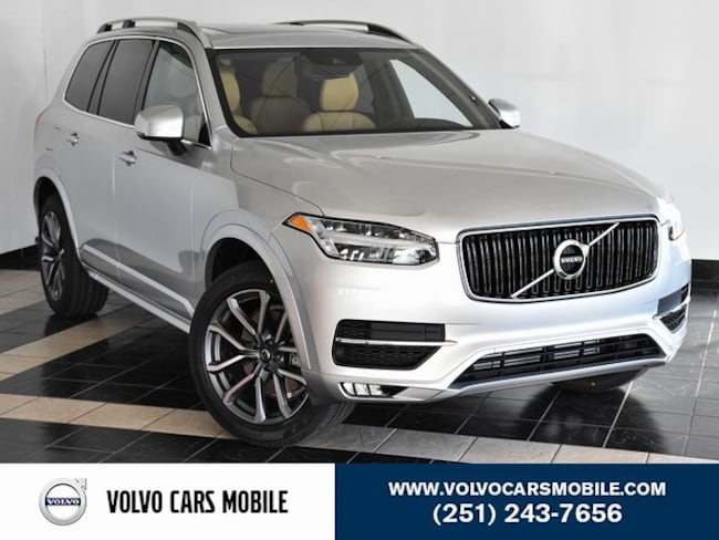 New 2019 Volvo XC90 T6 Momentum SUV For Sale/Lease Mobile, AL