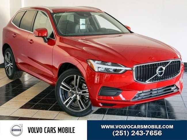New 2019 Volvo XC60 T6 Momentum SUV For Sale/Lease Mobile, AL