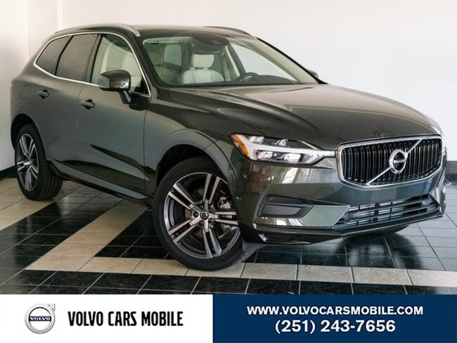 New 2019 Volvo XC60 T5 Momentum SUV For Sale/Lease Mobile, AL