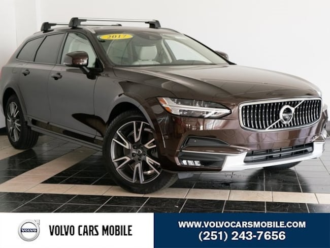 New 2017 Volvo V90 Cross Country T6 AWD Wagon For Sale/Lease Mobile, AL