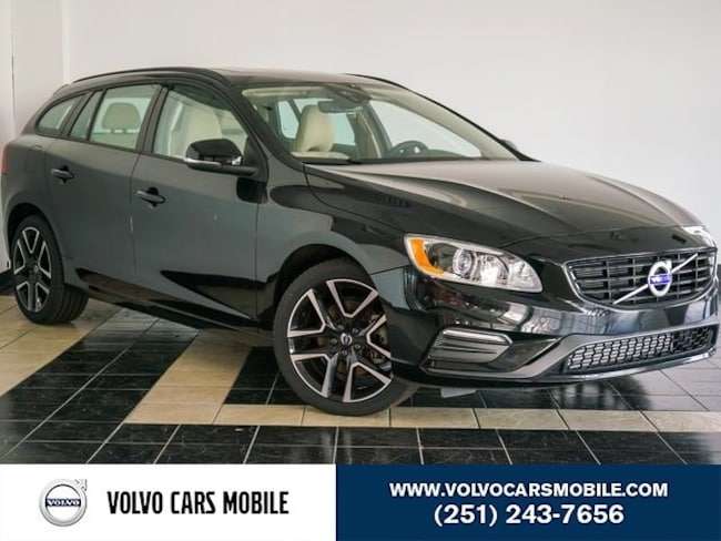 New 2018 Volvo V60 T5 Dynamic Wagon For Sale/Lease Mobile, AL
