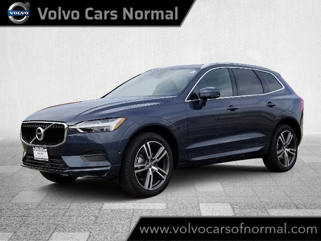 New 2019 Volvo XC60 T5 Momentum SUV For Sale/Lease Normal, IL