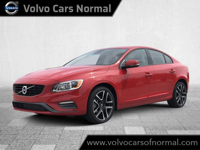 New 2018 Volvo S60 T5 AWD Dynamic Sedan For Sale/Lease Normal, IL