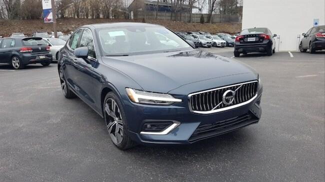 New 2019 Volvo S60 T6 Inscription Sedan For Sale/Lease Doylestown, PA